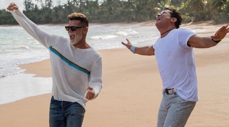 Ricky Martin y Carlos Vives son tendencia con 'Canción Bonita'