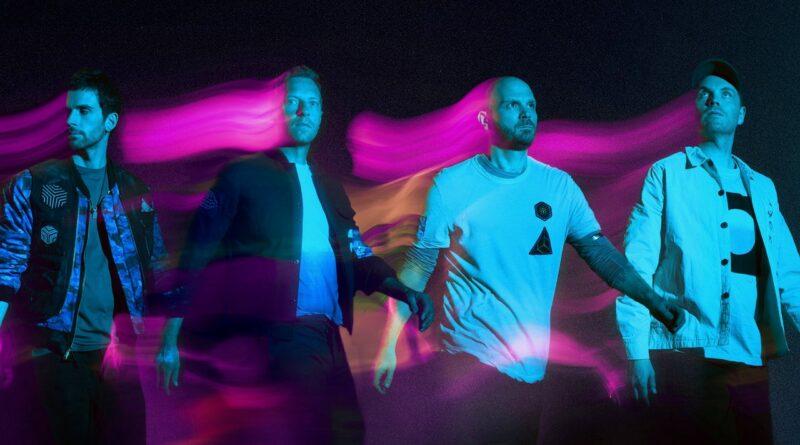 Coldplay lanza, desde el espacio, 'Higher Power'