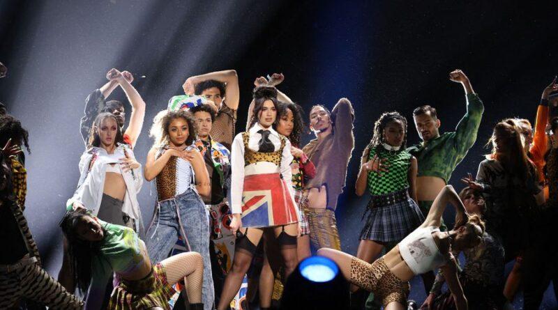 Conocé a todos los ganadores de los Brit Awards 2021